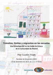 Cartel seminario Pilar Cucalón